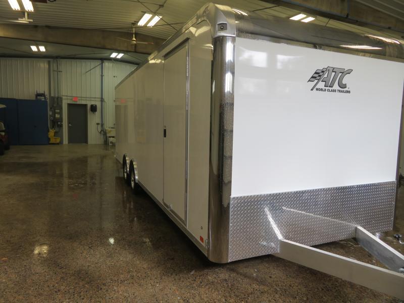 2020 ATC 8.5'X24' Enclosed Trailer