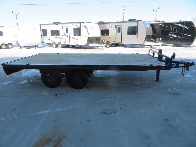 2020 Load Trail 102''X16' Deckover Trailer DK02167K