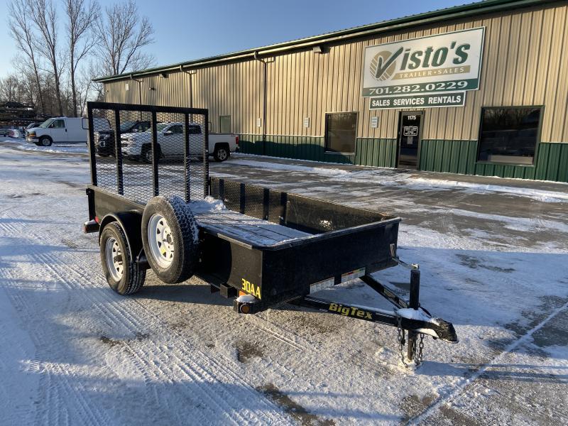 2011 Big Tex 5'X10' Utility Trailer Utility Trailer