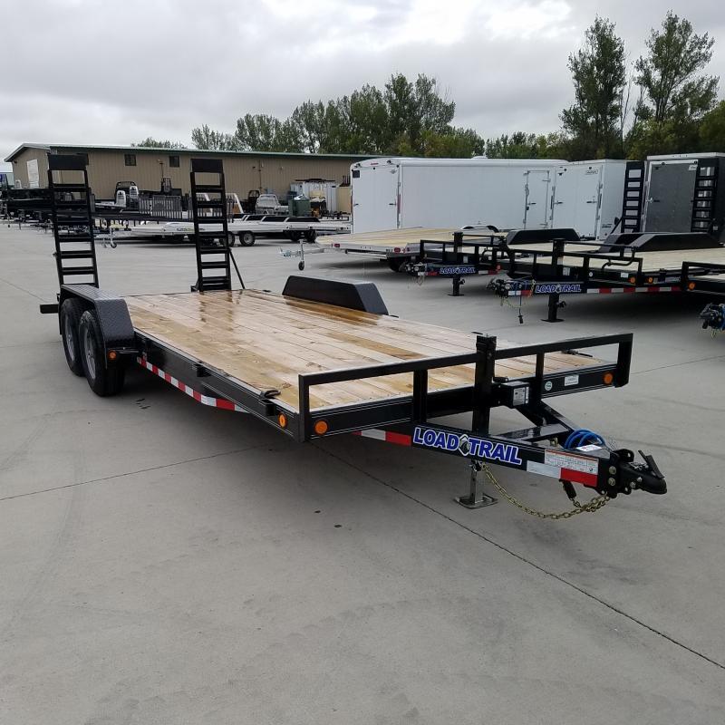 2020 Load Trail 83''X20' Equipment Trailer