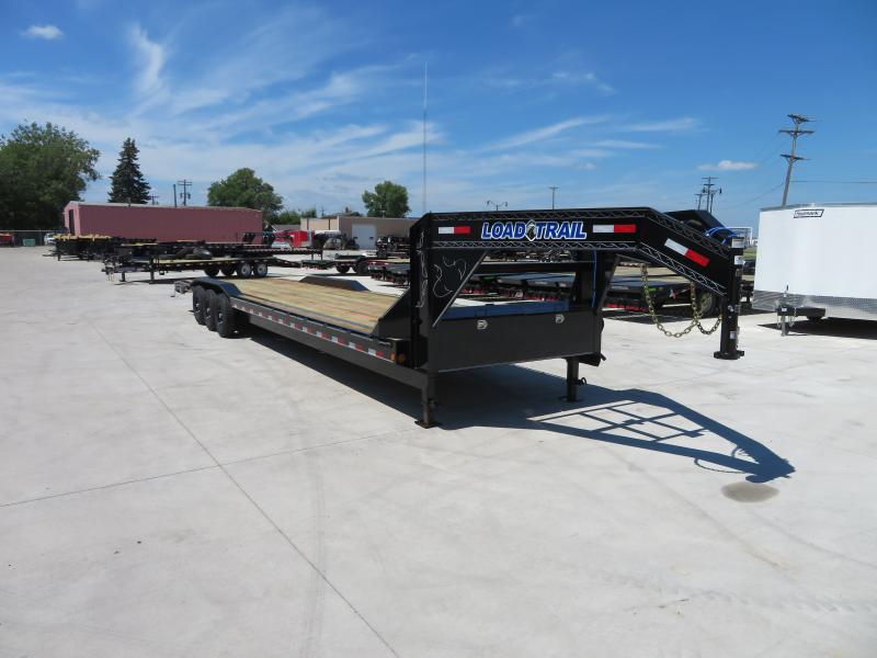 2019 Load Trail 102''X36' Gooseneck Equipment Trailer GC023621K