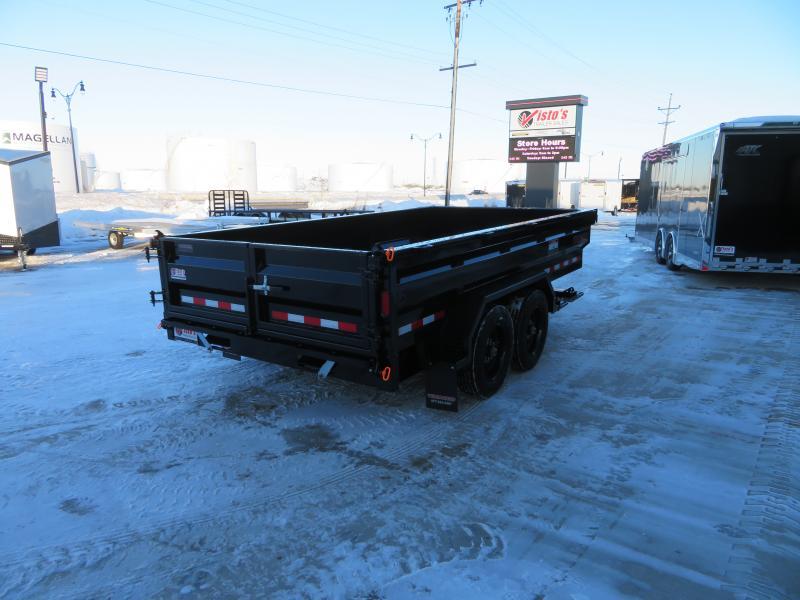 2020 Midsota 82''X14' Dump Trailer HVHD821416K