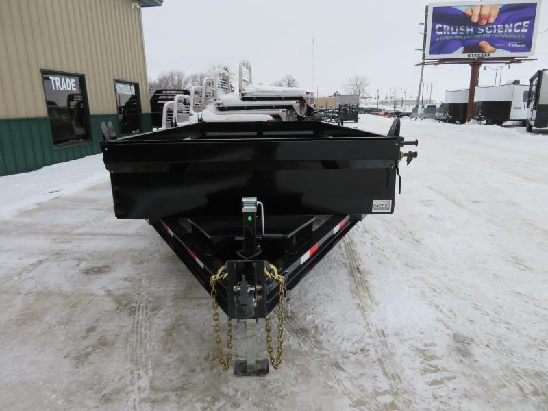2020 Norstar 83''X14' Dump Trailer DXB831414K