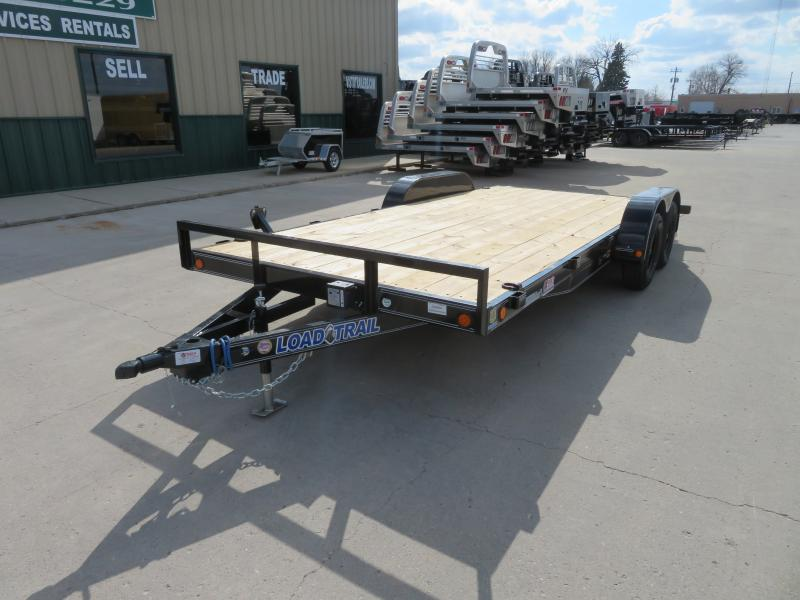 "2020 Load Trail 83""X18' Equipment Trailer CH83187K"