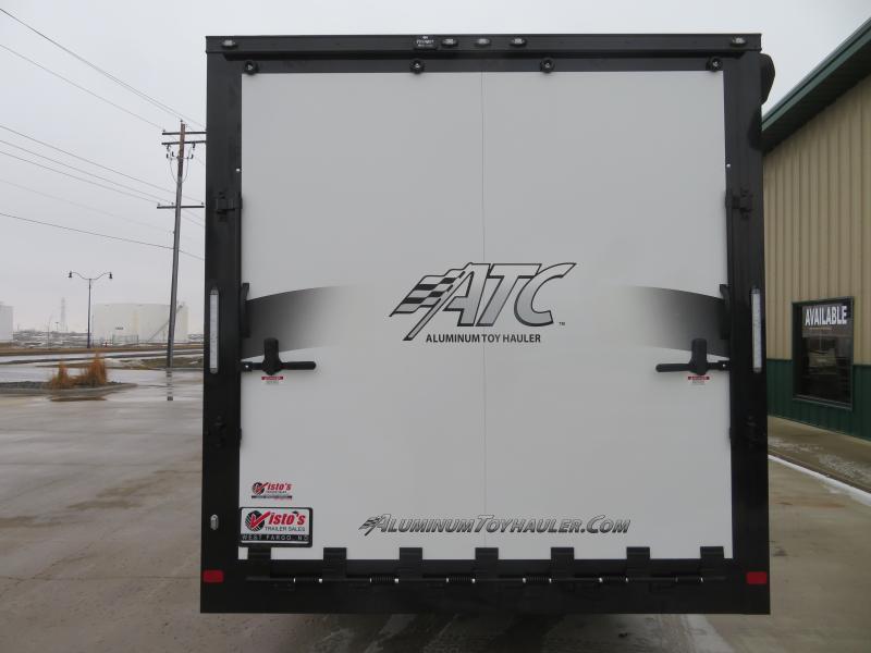 2020 ATC 8.5'X28' Toyhauler Enclosed ARVAB852812K