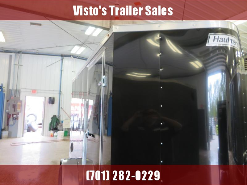 2020 Haulmark 6'X10' Enclosed Trailer PP610