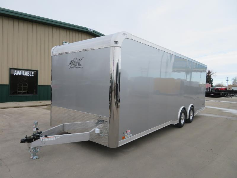 2020 ATC 8.5'X24' Enclosed Trailer RAVAB852410K
