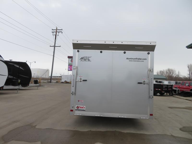 2020 ATC 8.5'X24' Enclosed Trailer RAVAB852410K