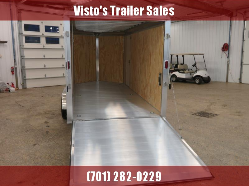 2020 Aluma 7'X16' Enclosed Trailer AE7167K