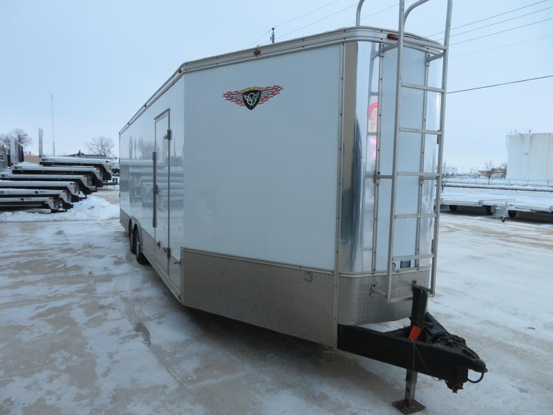 2003 H&h 8.5X29 Enclosed Trailer 8.5X29