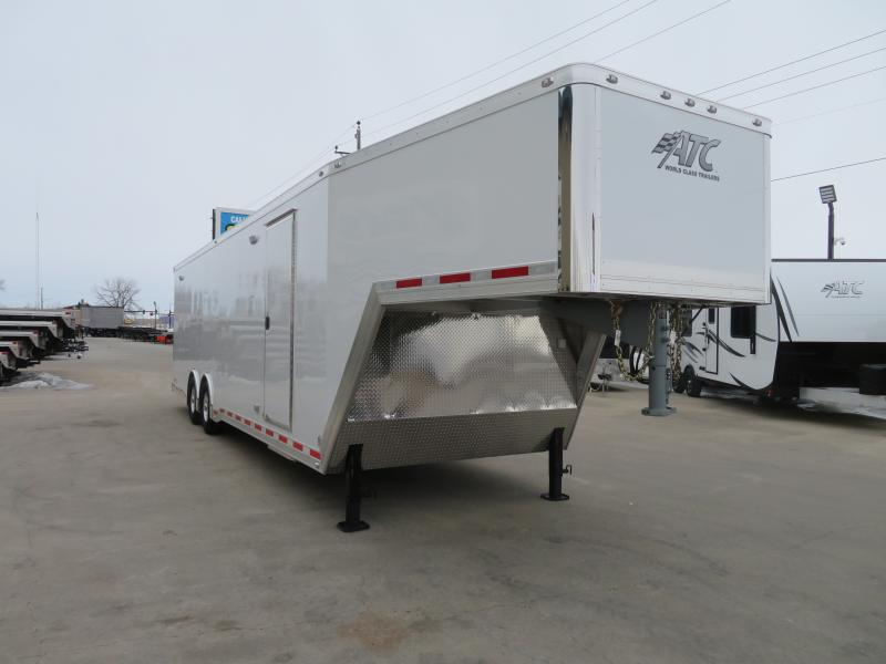 2020 ATC 8.5'X36' Gooseneck Enclosed Trailer QSTAG853614K