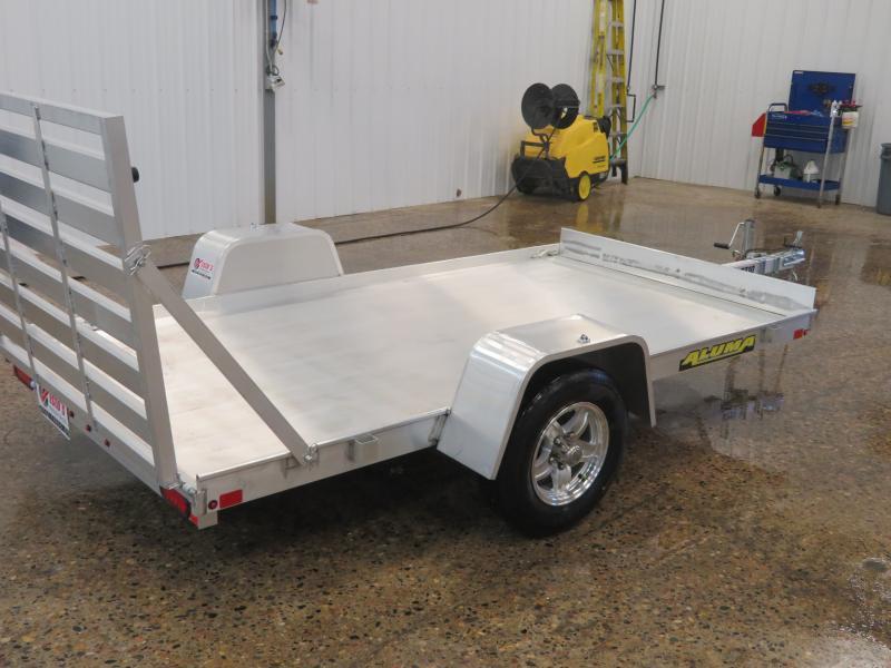 2020 Aluma 63''X10' Utility Trailer 6310