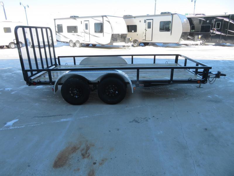 2020 Load Trail 83''X14' Utility Trailer XT83147K
