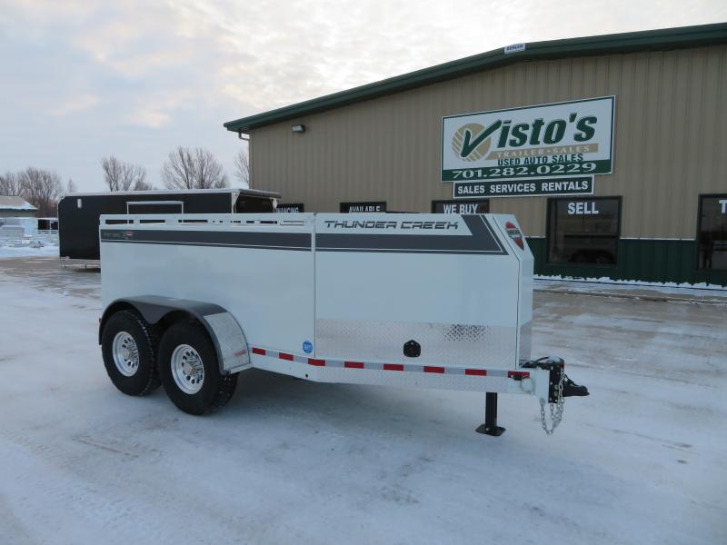 2019 Thunder Creek 990 Gallon Fuel Trailer FST990