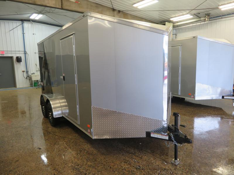 2020 Bravo 7'X14' Enclosed Trailer