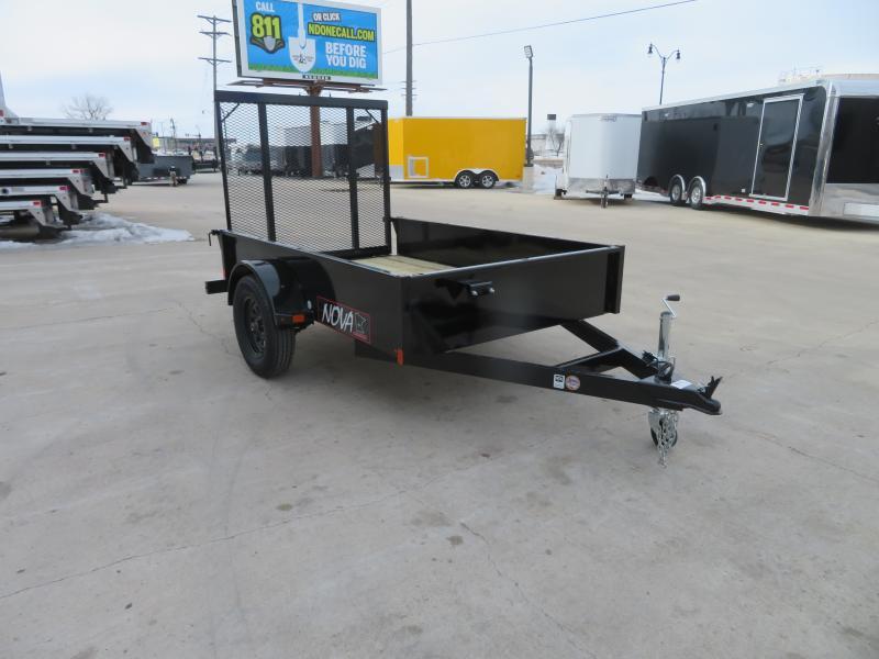 2020 Midsota 62''X8' Utility Trailer UT6208