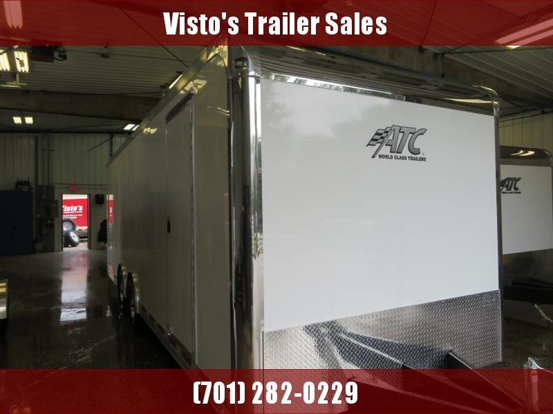 2020 ATC 8.5'X24' Enclosed Trailer QSTSB852414K