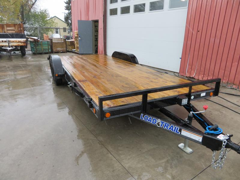 2020 Load Trail 83''X20' Equipment Trailer CH83207K