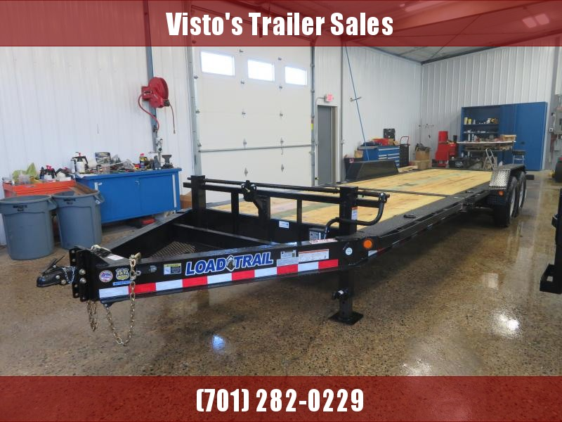 2019 Load Trail 83''X24' Tilt Trailer TH832414K