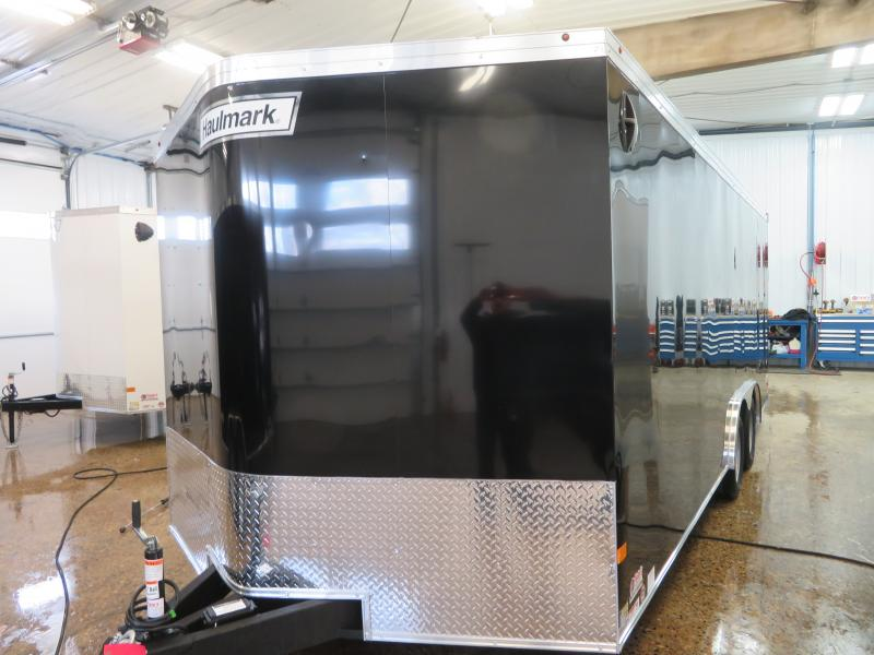 2020 Haulmark 8.5'X20' Enclosed Trailer