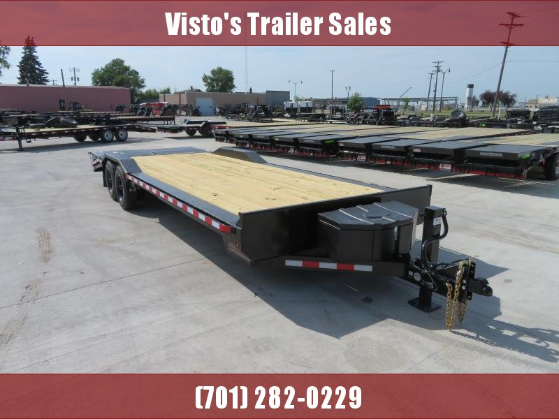 "2019 Midsota 102""X24' Equipment Trailer STWB022416K"