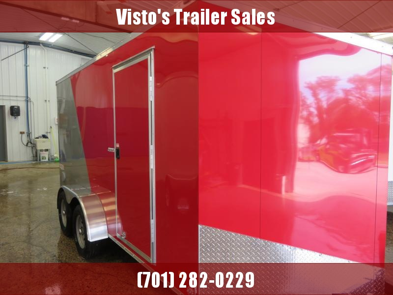 2019 Bravo 7X14 Enclosed Trailer SC7147K