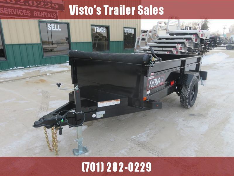 2020 Midsota 60''X10' Dump Trailers DT60105K