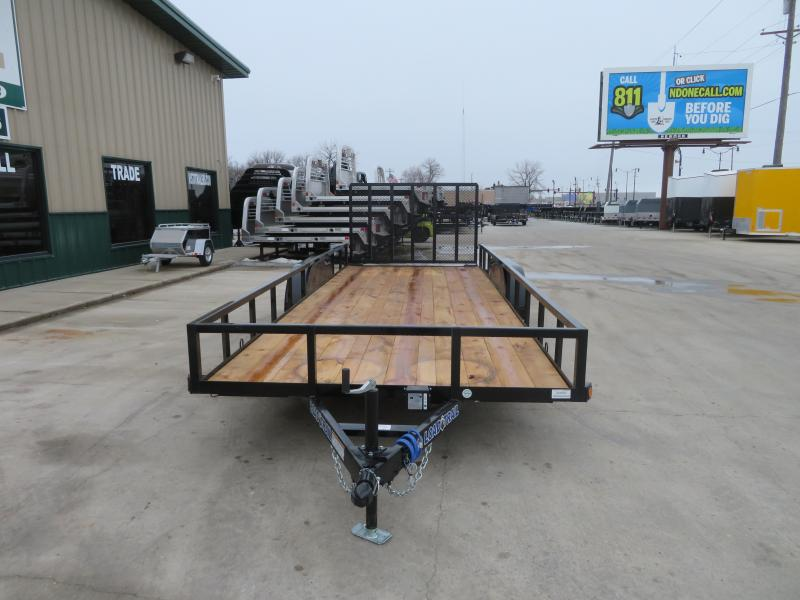 2020 Load Trail 83''X20' Utility Trailer UE83207K