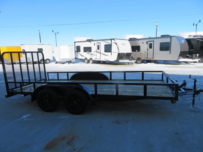 2020 Load Trail 83''X16' Utility Trailer UE83167K
