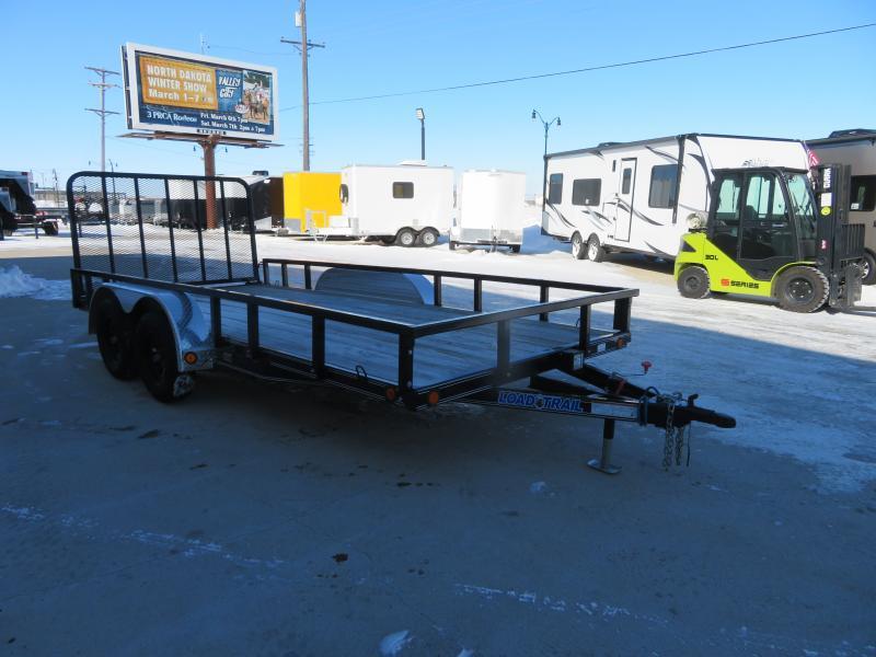 2020 Load Trail 83''X16' Utility Trailer XT83167K