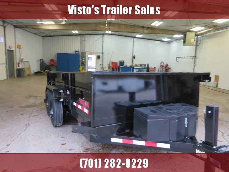 2020 Midsota 82''X14' Dump Trailer HV821416K