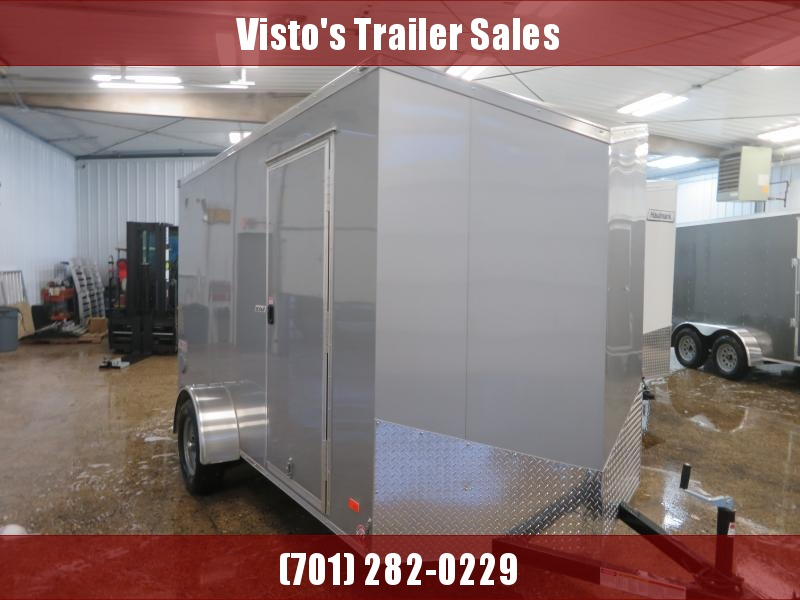 2020 Bravo 6'X12' Enclosed Trailer SC612