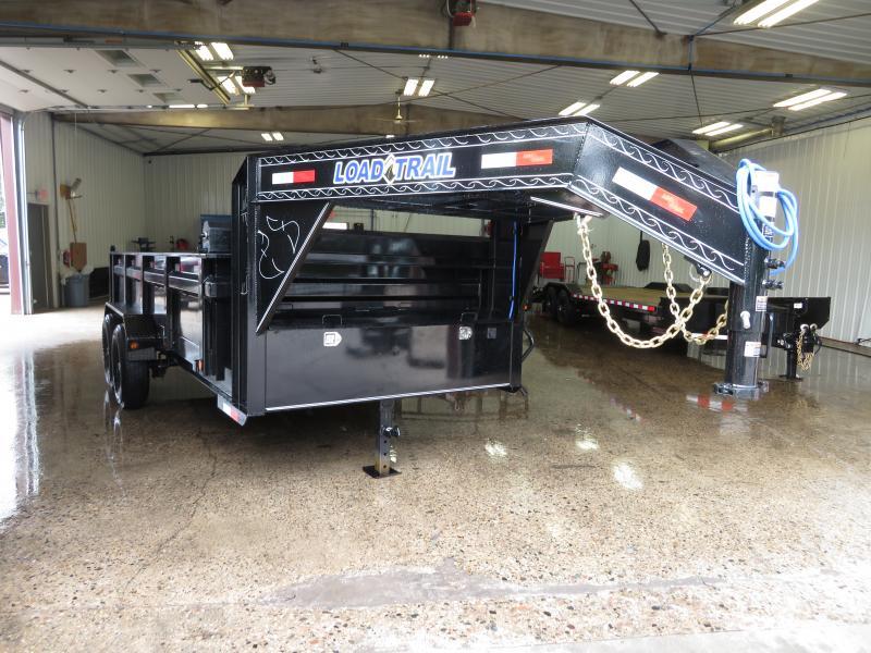 2020 Load Trail 83''X16' Gooseneck Dump