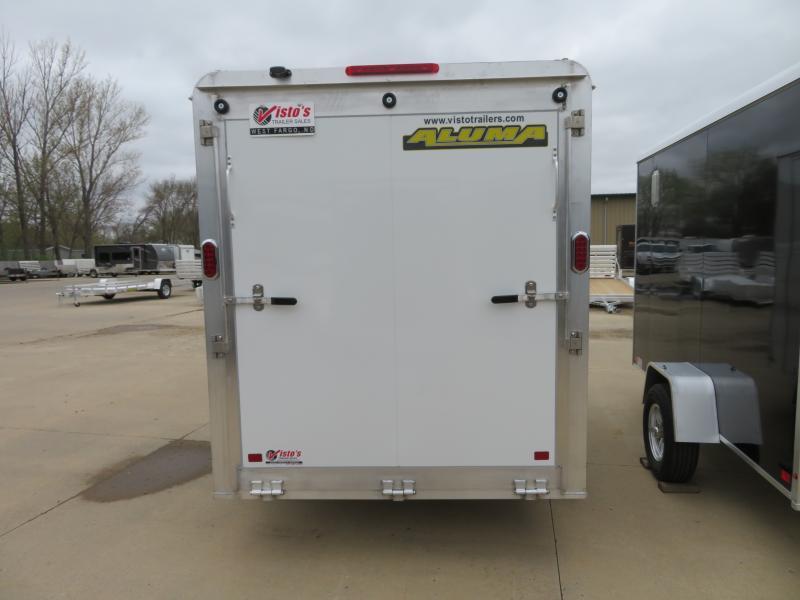 2020 Aluma 6'X10' Enclosed Trailer AE610