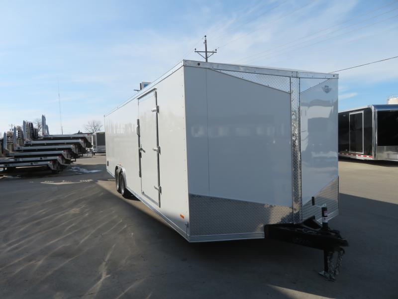2020 MTI 8.5'X28' Enclosed Trailer MDLX852810K