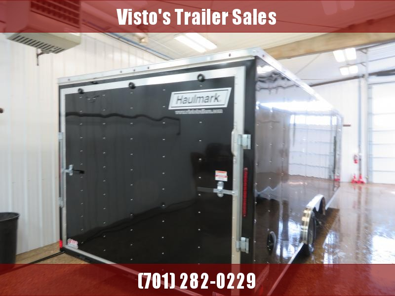 2020 Haulmark 8.5'X24' Enclosed Trailer PP852410K