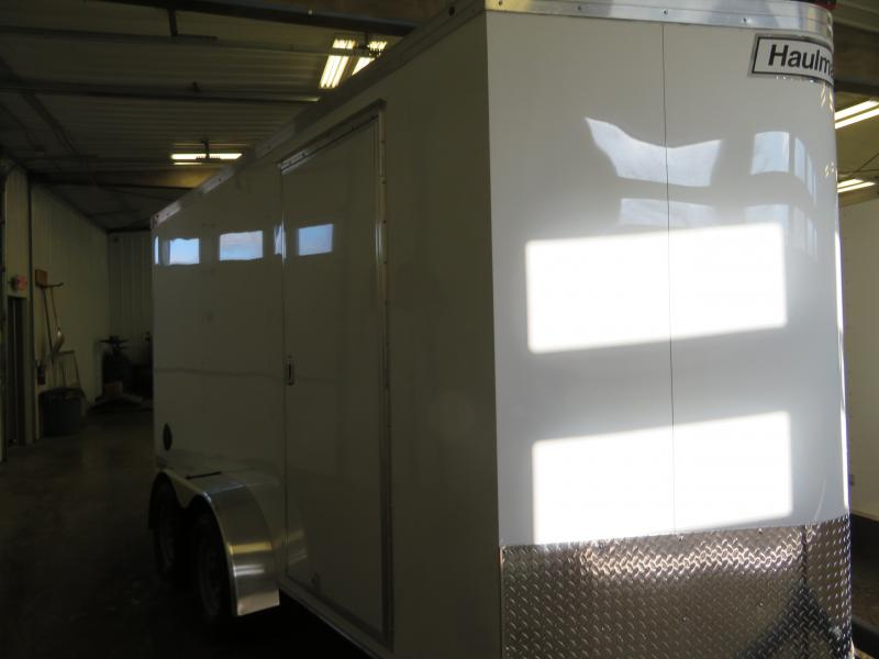 2020 Haulmark 7'X14' Enclosed Trailer TSV7147K