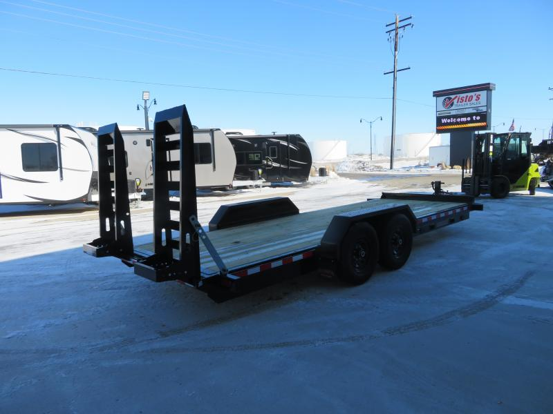 2020 Midsota 82''X20' Equipment Trailer ST822014K