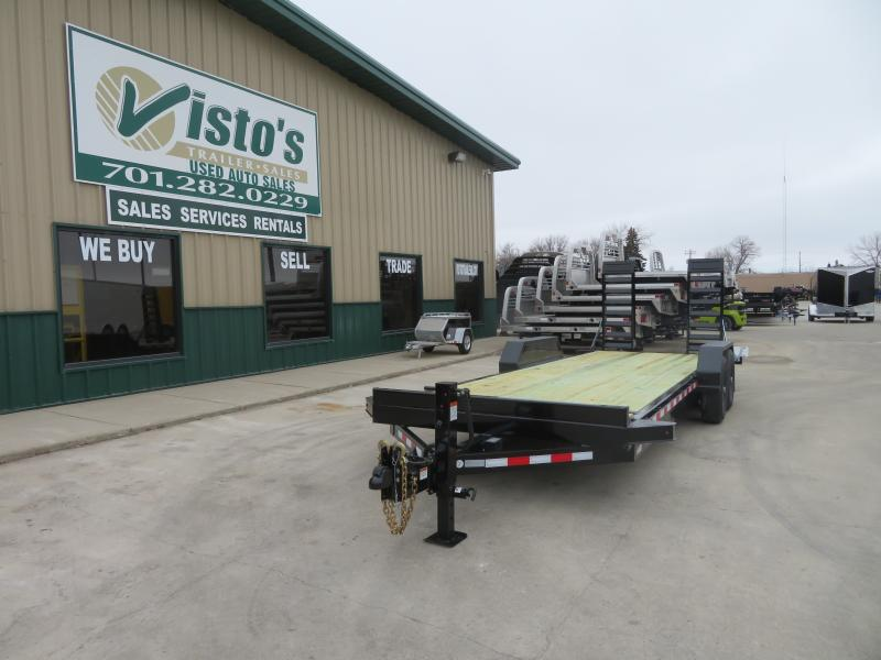 2020 Midsota 82''X22' Equipment Trailer ST822214K