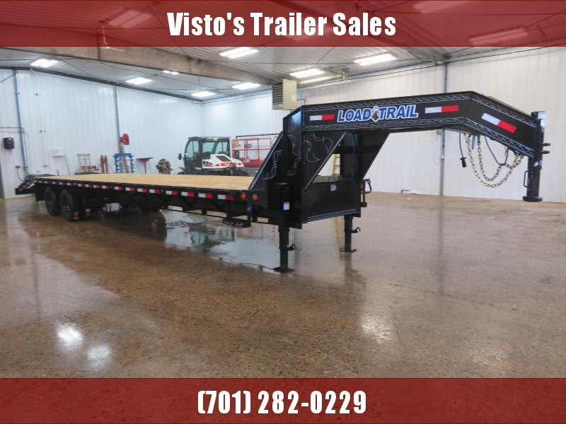 "2019 Load Trail 102""X36' Gooseneck Trailer GH023624K"