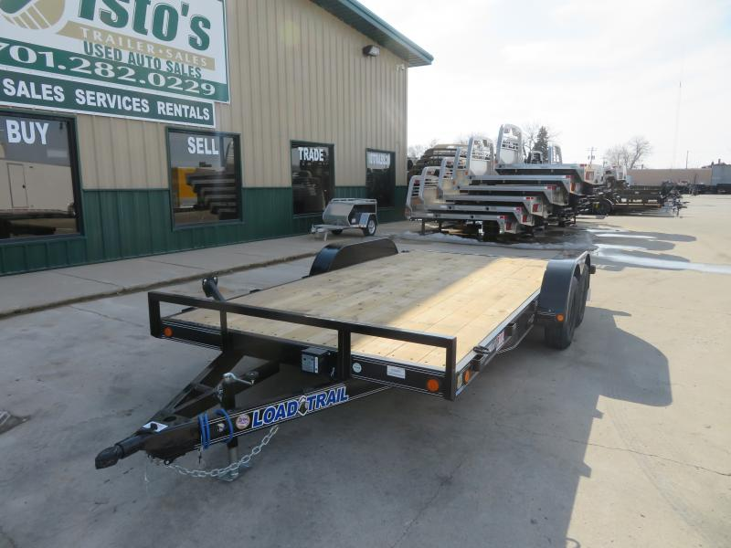 2020 Load Trail 83''X16' Equipment Trailer CH83167K