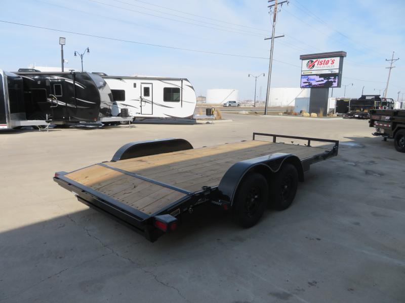 2020 Load Trail 83''X16' Equipment Trailer CH83167K