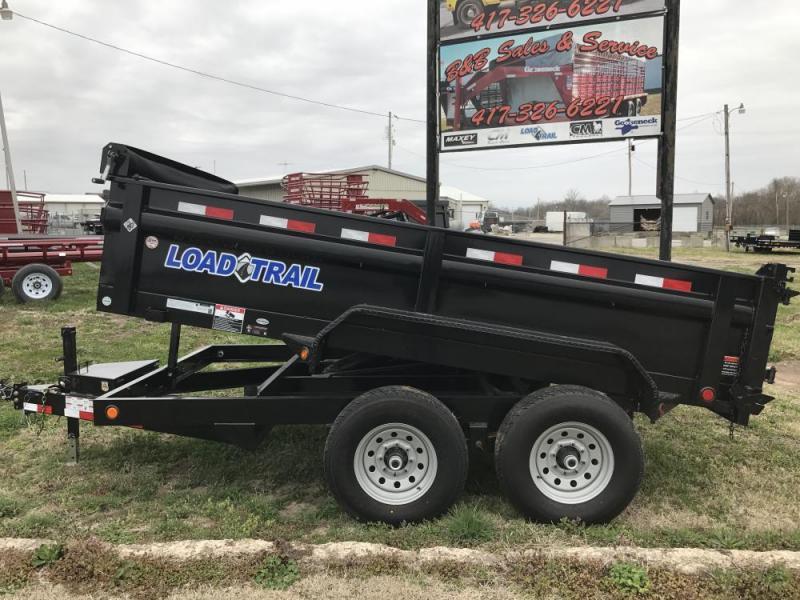 2017 Load Trail 12' Dump Trailer