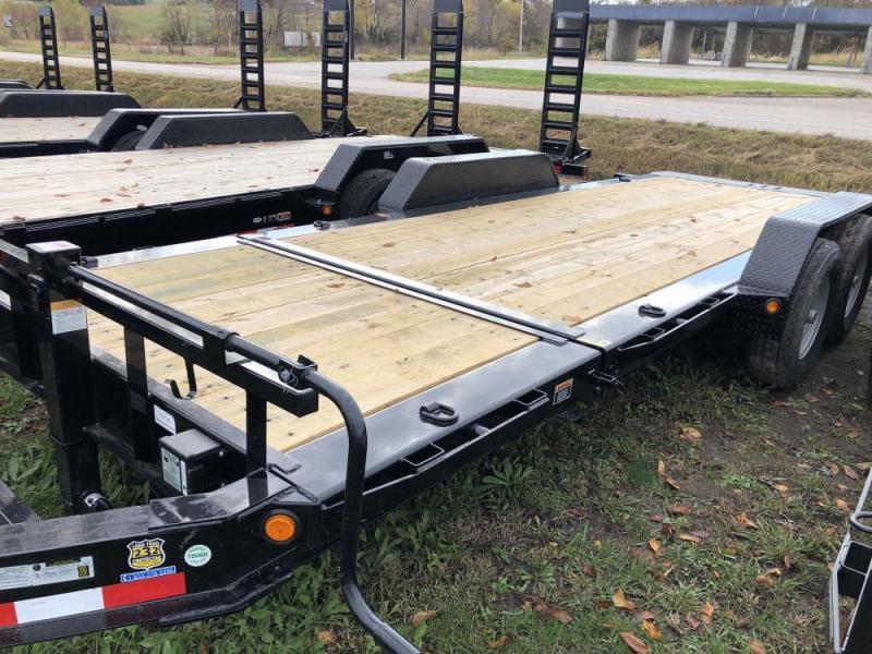"2018 Load Trail 83"" x 20' Tiltbed Equipment Trailer"