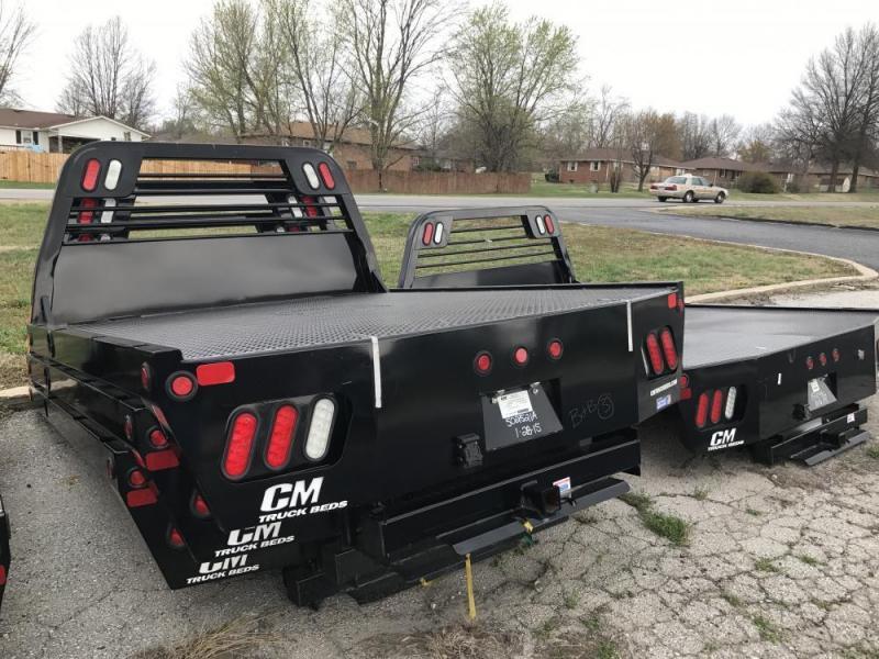 2020 CM Standard Flat Bed