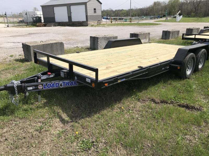 "2017 Load Trail 83"" x 18' 7K Carhauler"