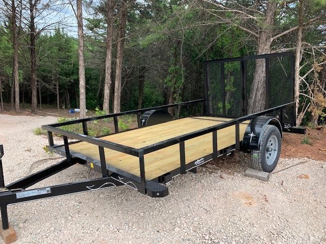 2020 Starlite Trailers 6x12 Single Axle Utility Trailer