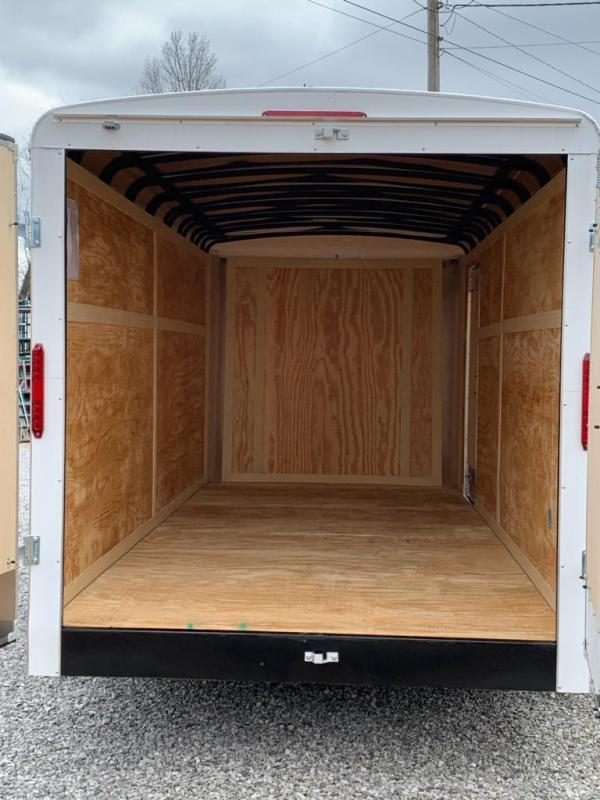 2020 Homesteader 716 CT Enclosed Cargo Trailer
