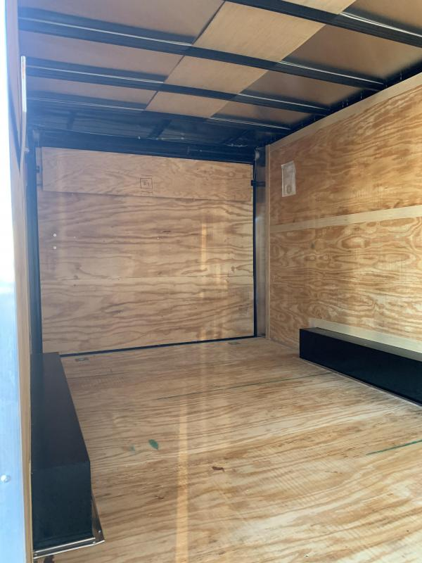 2020 Homesteader 816 IT Enclosed Cargo Trailer