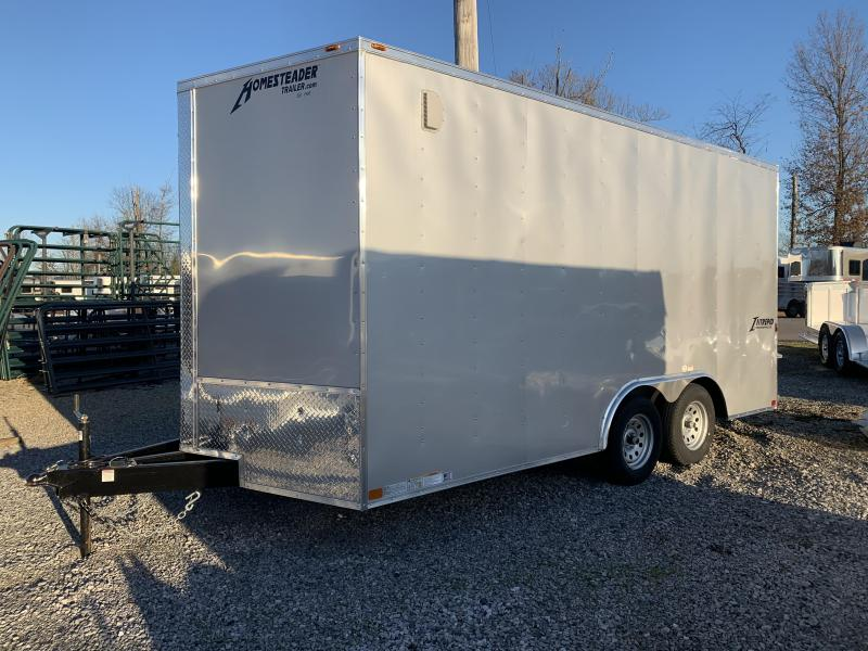 2020 Homesteader 816 IT Enclosed Cargo Trailer